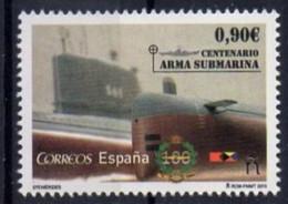 Spain 2015. Centenary Of The Spanish Submarine Army.  MNH - 2011-... Ongebruikt