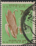 Sudafrica 1966 Scott 294 Sello º Flora Agricultura Maiz (Zea Mays) Michel 321 Yvert 286C Suid Afrika RSA South Africa - Oblitérés