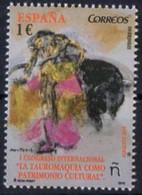 Spain 2015. First International Bullfighting Congress, Madrid.   MNH - 2011-... Ongebruikt