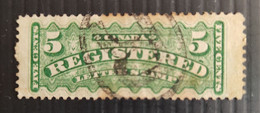 Canada, 1875,  SG Nr R6(?), Used - Recomendados