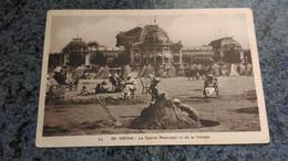 CPA -  341. ROYAN - Le Casino Municipal Vu De La Conche - Royan