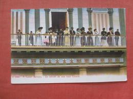 A Cuban Balcony    Cuba   Ref 4678 - Cuba