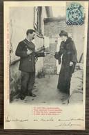 FRANCE - 46 - CAHORS : FACTEUR. KERMESSE POSTALE 1904. - Cahors
