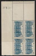 FRANCE N°760** PALAIS DU LUXEMBOURG COIN DATE DU 9/9/1946 - 1940-1949