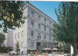 GABICCE MARE-PESARO-CATTOLICA-HOTEL=SAN MARCO=-CARTOLINA VERA FOTOGRAFIA VIAGGIATA IL 5-8-1966 - Pesaro