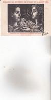 CPA Illustrateur ,PICASSO ,relais De La Jeunesse.en 1950.( Scann Du Dos) - Picasso