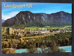 Landquart GR / Züge - GR Grisons