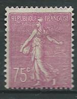 Semeuse Lignée   Yvert N° 205 *  Charnière    Pla 4426 - 1903-60 Semeuse Lignée