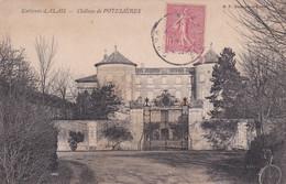 CHATEAU DE POTELIERES  D 35 - Châteaugiron