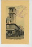 AVIGNON - Rue Saint Agricole (cachet Militaire HOPITAL ANNEXE MILITAIRE SAINT JOSEPH ) - Avignon