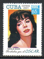 CUBA. N°3981 De 2001. Natalie Wood. - Kino