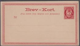 1872. NORGE. Brev - Kort TRE SKILLING. () - JF414842 - Interi Postali