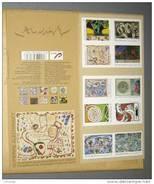 Boekje 129**/ Carnet 129  CoBra - Kunstenaar Pierre Alechinsky 4244/53** MNH - Carnet 1953-....