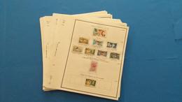 Lot N° TH 319 MALI Neufs Ou Obl. Sur Page D'albums - Sammlungen (im Alben)