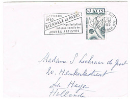 1456 EUROPA SEUL POUR LA HOLLANDE - 1961-....