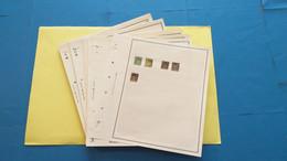 Lot N° TH 314 MAROC Obl. Sur Page D'albums - Collections (en Albums)