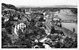 Rheineck Rhein Bodensee - Bahnhof - SG St-Gall