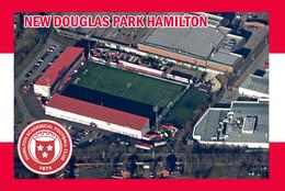 CP.STADE. HAMILTON  ECOSSE  NEW  DOUGLAS  PARK    CS.1268 - Calcio