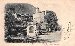 CPA Torette (Valle Varaita) - Cuneo