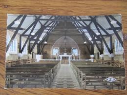 A1 59 BRAY DUNES  CPSM  église - Bray-Dunes