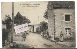 RANG Les L'ISLE Pont Du Chemin De Fer - Sonstige Gemeinden