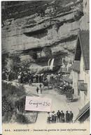 REMONOT  Devant La Grotte Le Jour Du Pélérinage - Other Municipalities