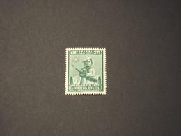 ITALIA  REGNO -  P.A. 1937 COLONIE ESTIVE 25 C.. - NUOVO(++) - Airmail