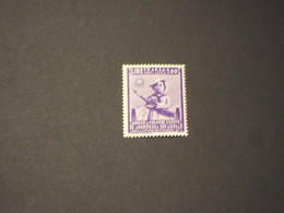 ITALIA  REGNO -  P.A. 1937 COLONIE ESTIVE L. 1 - NUOVO(++) - Airmail