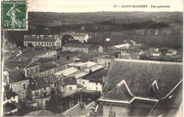 FR79 SAINT MAIXENT - Vue Générale - Saint Maixent L'Ecole