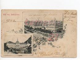 Brassó Brașov  Kronstadt Kön. Ung.Justice Palais - Romania