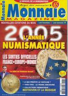 Monnaie Magazine  NUMEROS 65 - French