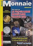 Monnaie Magazine  NUMEROS 136 - French