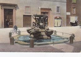 ROMA-FONTANA DELLE TARTARUGHE- CARTOLINA VIAGGIATA IL 17-9-1921 - Otros Monumentos Y Edificios