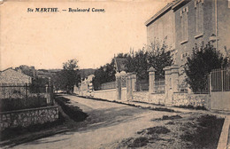 CPA Ste MARTHE - Boulevard Caune - Nordbezirke, Le Merlan, Saint-Antoine