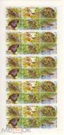 RUSSIE/RUSSIA/RUSSLAND/ROSJA 1997 MI.597-601** ,ZAG.376-80,YVERT. - Unused Stamps