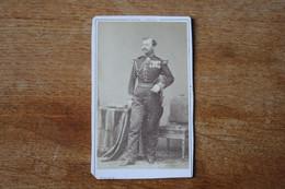 Cdv Général Colson  Second Empire Par Disderi - War, Military