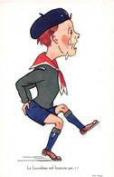 CPA PIF-PAF - Le Louveteau Est Toujours Gai !? - 1900-1949