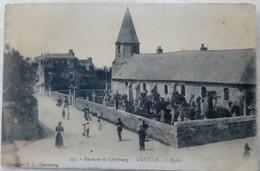 50 / Urville  (Manche) L'Eglise - Altri Comuni