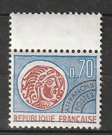FRANCE    Préoblitérés - Monnaies Gauloises   N° Y&T  PREO129  ** - 1964-1988