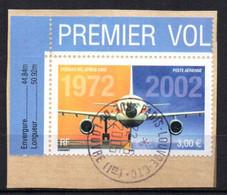 France Oblitéré Used 2002   N° 65 Poste Aérienne  Cachet Rond - Oblitérés