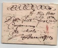 BELGIQUE - LIER Pour ANVERS (ANTWERPEN). LAC De 1704 - 1621-1713 (Spanish Netherlands)