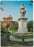Cento (Ferrara). Monumento Al Guercino. - Ferrara