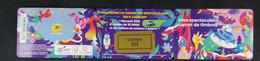 Bande Carnet Vide Bc19xx 2021 Mon Spectaculaire - Commemorrativi