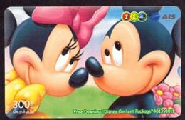 TK -  N02303 DISNEY - Thailand - Prepaid 12call - Disney