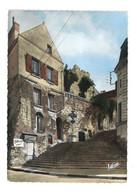 Montrichard - Entrée Du Donjon - 275 - Montrichard