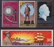 F-EX22152 SAMOA I SISIFO MNH 1970 CAPTAIN COOK SHIP - American Samoa