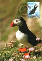 Carte Maximum YT 4659 Macareux Moine 1er Jour 12 05 2012 TBE Rochefort 17 LPO Ligue Pour La Protection Des Oiseaux - 2010-2019