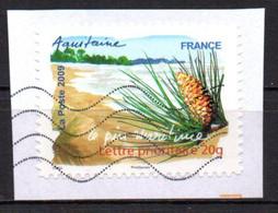 France Oblitéré Used  2009 Flores Des Régions  N° 309  Cachet Vague - Non Classés