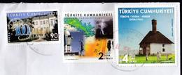 Turkey / Yıldız Technical University 2011 / World Metrology Day 2019 / Joint Issue With Bosnia Herzegovina 2018 - Storia Postale