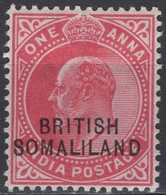 British Somaliland - Definitive - 1 A - King Edward VII - Mi 15 - 1903 - Somaliland (Herrschaft ...-1959)